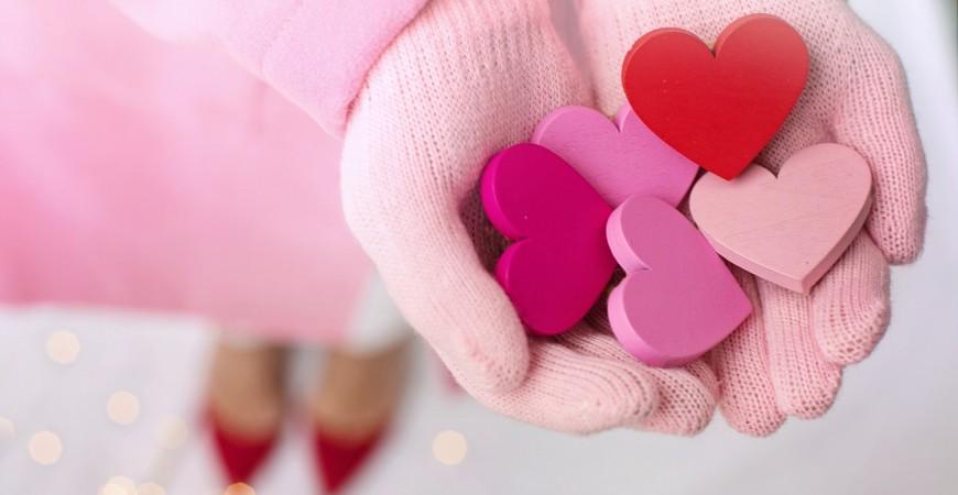 Romantycznie czy na wesoło? Walentynki po grochowsku